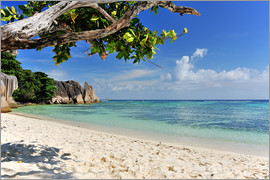 Jürgen Feuerer - Wonderful Beach of the Seychelles