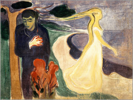 Edvard Munch - Separation