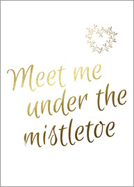 Finlay and Noa - Meet Me Under The Mistletoe