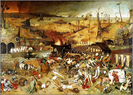 Pieter Brueghel d.Ä. - The Triumph of Death