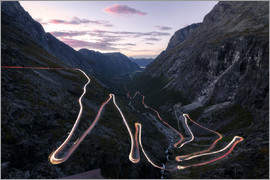 Christian Möhrle - Trollstigen Pass Road Norway