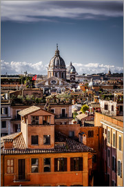 Sören Bartosch - Over the roofs of Rome, Italy