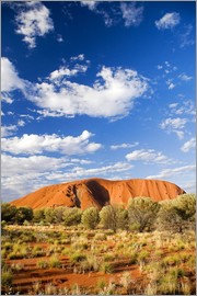 David Wall - Uluru, Ayers Rock