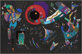 Wassily Kandinsky - around the circle