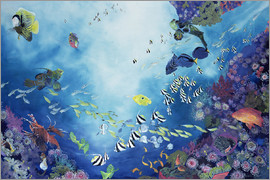 Odile Kidd - Underwater World