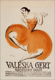 Valeska Gert theater