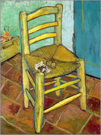 Vincent van Gogh - Van Gogh's Chair