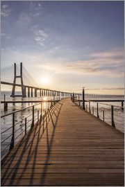 Achim Thomae - Vasco da Gama Bridge Lisbon