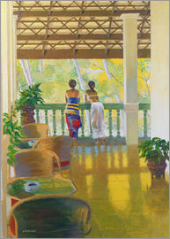 William Ireland - Veranda