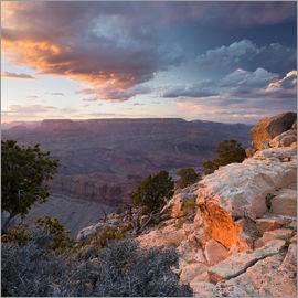 Rainer Mirau - Vereinigte Staaten von Amerika, Grand Canyon National Park, Lipan Point