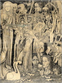 Jan Toorop - Loss of Faith