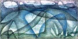 Paul Klee - Rainy Day
