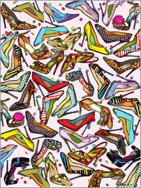 Lewis T. Johnson - Shoe Crazy