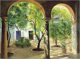 Timothy Easton - Vianna Palace, Cordoba