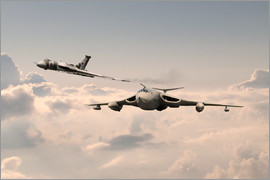 airpowerart - Victor and Vulcan