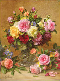 Albert Williams - Victorian Roses