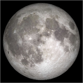 Stocktrek Images - Full Moon