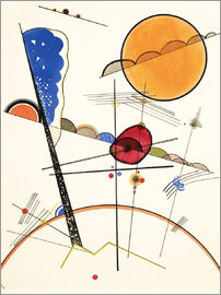 Wassily Kandinsky - To grow