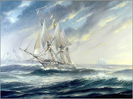 Rob Johnson - Eyes of the Fleet 38 Gun Frigate
