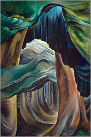 Emily Carr - Wald - Forest British Columbia