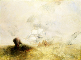 Joseph Mallord William Turner - ballenero