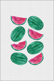 Orara Studio - Watermelon Crowd