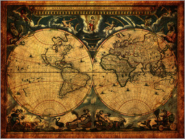Michael artefacti - World 1664
