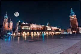 World Famous Cracow Main Square