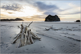 Thomas Klinder - Wharariki Beach - NZ