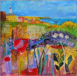 Sylvia Paul - Coastal Meadow