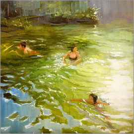 Johnny Morant - Wild swimming