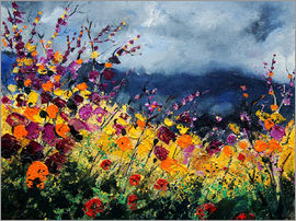Pol Ledent - wildflowers
