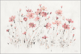 Lisa Audit - Wildflowers I Pink