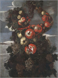 Giuseppe Arcimboldo - The Winter (An Allegory of the Four Seasons)