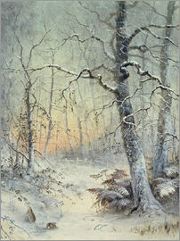 Joseph Farquharson - Winter Breakfast