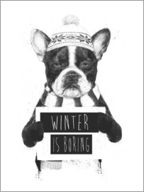 Balazs Solti - Winter is boring