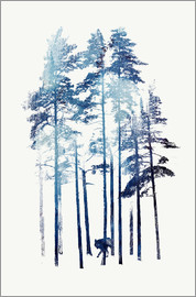 Robert Farkas - winter wolf