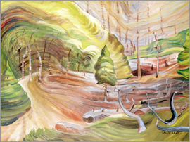 Emily Carr - Surge of Spring