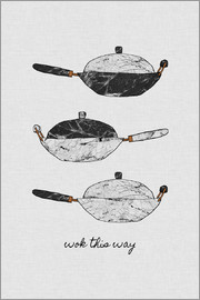 Orara Studio - Wok This Way