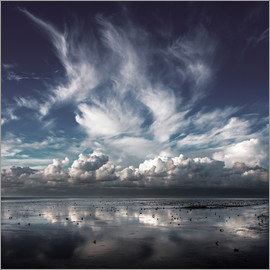 Carsten Meyerdierks - Ocean and Clouds