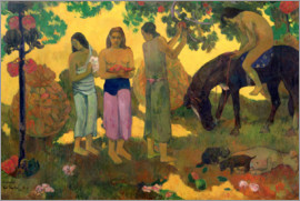 Paul Gauguin - Wonderful country
