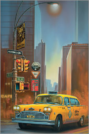 Georg Huber - Yellow Cab
