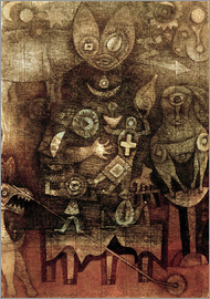 Paul Klee - Magic Theatre