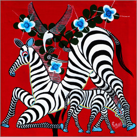 Rubuni - Zebras in the Wild