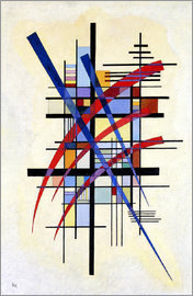 Wassily Kandinsky - Mark with accompaniment