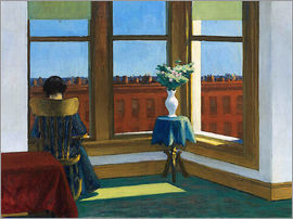 Edward Hopper - Room in Brooklyn