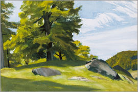 Edward Hopper - Sugar Maple