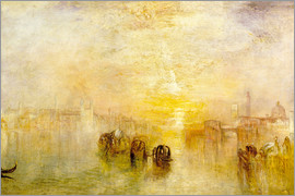 Joseph Mallord William Turner - Going to the Ball (San Martino)