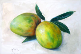 Jonathan Guy-Gladding - Two mangos