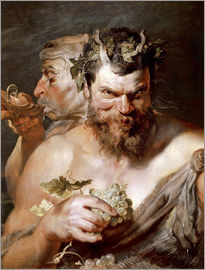 Peter Paul Rubens - Two Satyrs